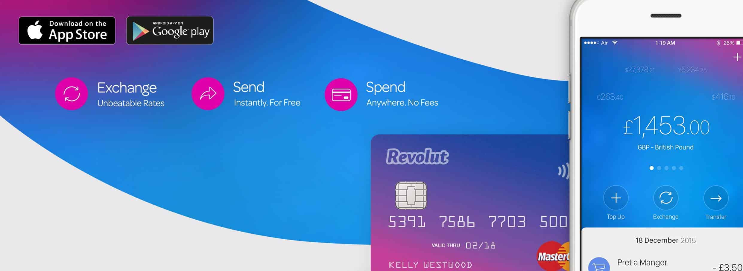 Revolut Czech Republic