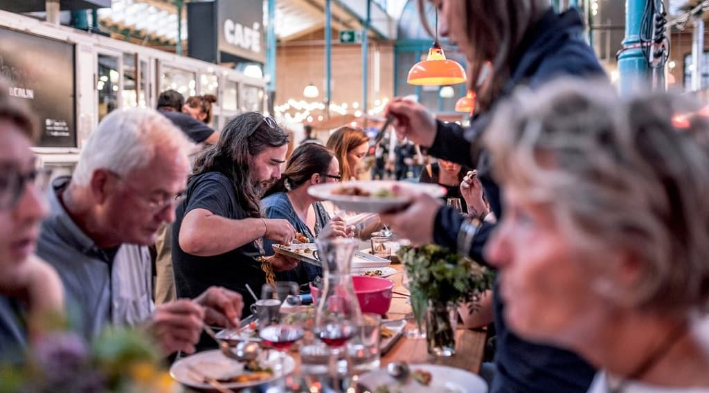 Markthalle Neun - finish your day 2 in Berlin here and head back to Prague