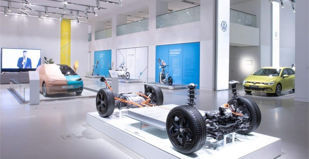 Volkswagen forum - since you made it all the way from Prague to Berlin, don't miss it