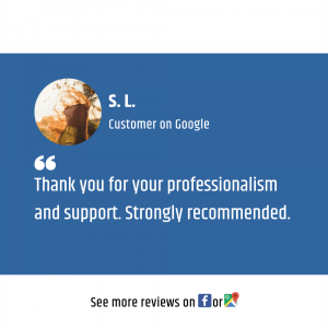 Gift Card for CV services by PragueReferral - review