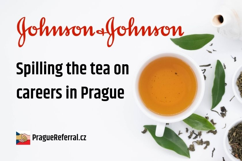 JnJ Prague jobs: Juicy insider info from a former employee